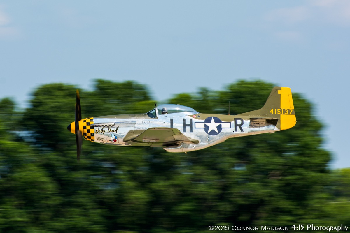 Vlado Lenoch in Baby Duck, Oshkosh 2015